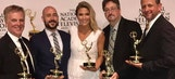 FOX Sports Ohio and SportsTime Ohio celebrate three Emmys from NATAS' Lower Great Lakes Chapter