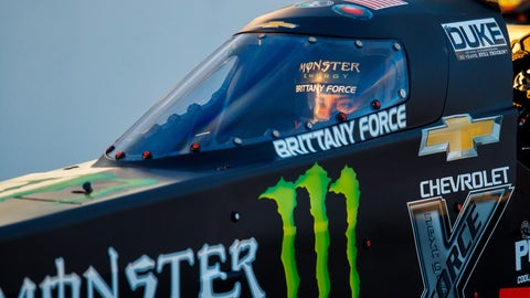 1. Brittany Force