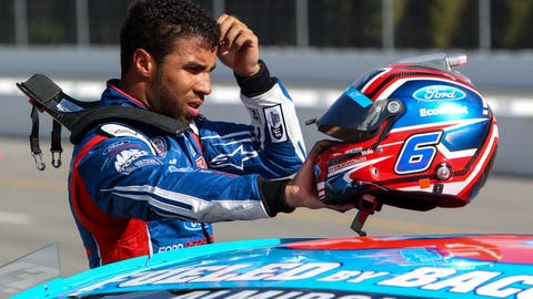 Winner: Bubba Wallace