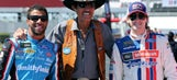 NASCAR drivers, teams take to social media before Pocono race