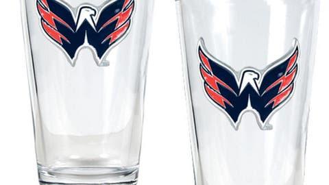 Washington Capitals pint glass set