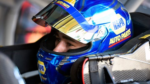 Chase Elliott, 4th