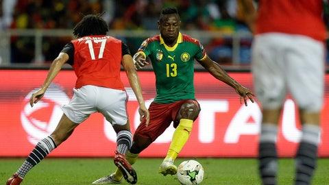 Christian Bassogog (Cameroon)