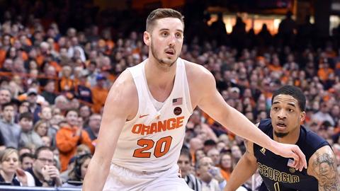 Tyler Lydon | Utah Jazz | College: Syracuse