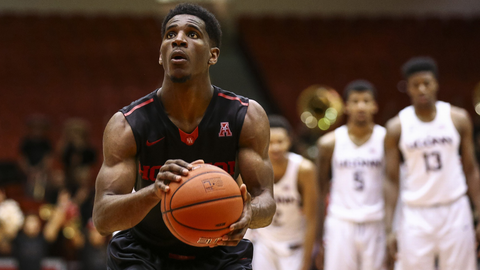 Damyean Dotson   New York Knicks   College: Houston