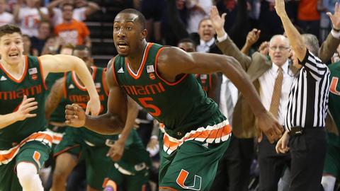 Davon Reed | Phoenix Suns | College: Miami