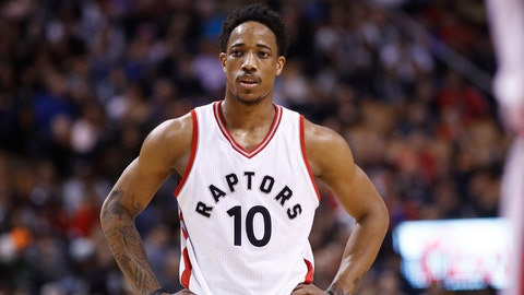 DeMar DeRozan | 5 years (2016–21) | $139,000,000 | Toronto Raptors