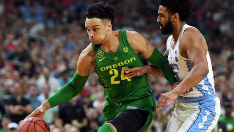 Dillon Brooks | Houston Rockets | College: Oregon