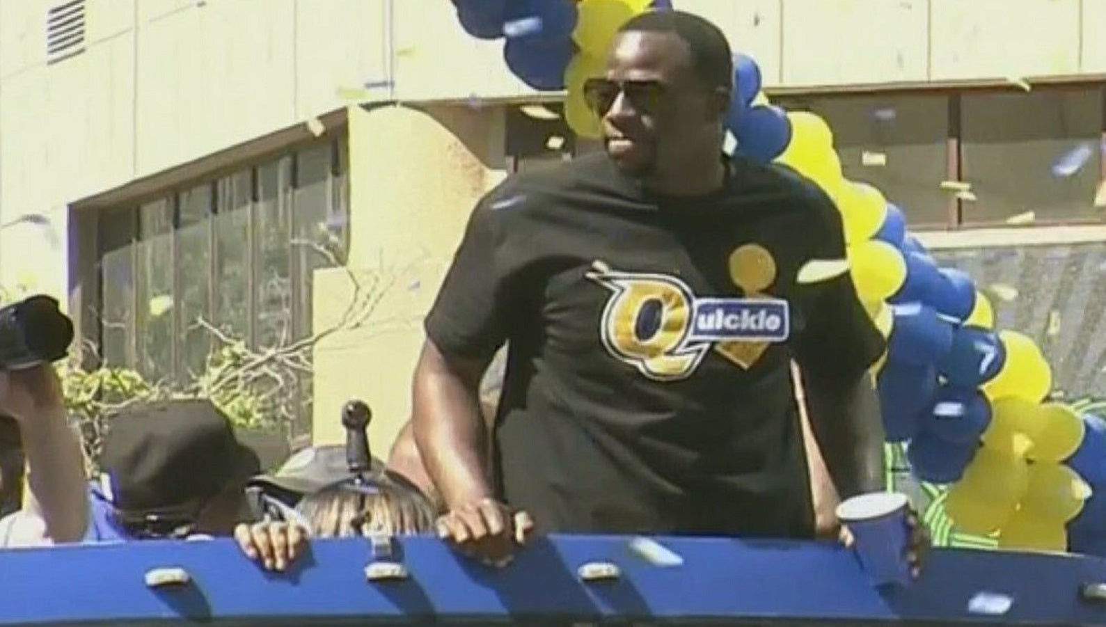 meet d6fff 6d03c Draymond Green reveals the meaning behind the 'Quickie' T ...