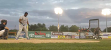 Cubs prospect goes full 'The Natural,' smashes stadium light with towering home run