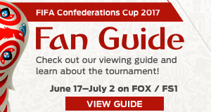 Confederations Cup Fan Guide