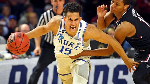 Frank Jackson | Charlotte Hornets | College: Duke