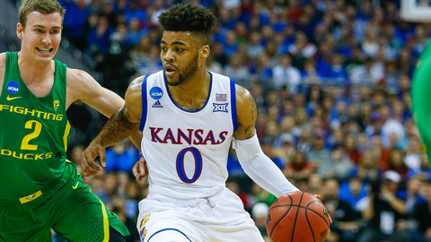 Frank Mason | Sacramento Kings | College: Kansas
