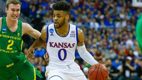 Frank Mason | Sacramento Kings | College: Kansas