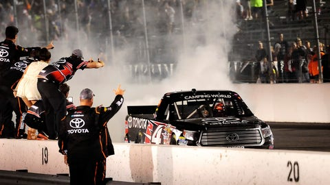 Camping World Truck Series: Drivin' for Linemen 200