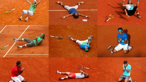 Rafael Nadal: The King of Clay