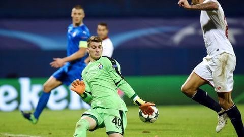 Dinamo Zagreb: Dominik Livakovic
