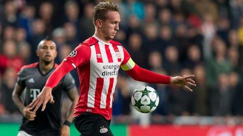 PSV Eindhoven: Luuk de Jong