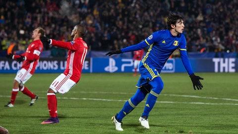FC Rostov: Sardar Azmoun