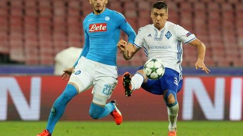 Dynamo Kyiv: Yevhen Khacheridi