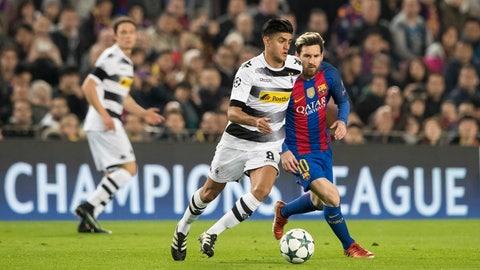 Borussia M'Gladbach: Mahmoud Dahoud