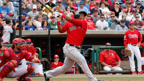 Rafael Devers - Red Sox (BOS)