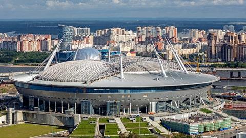 St. Petersburg Stadium (St. Petersburg)
