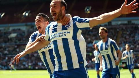 Brighton vs. Newcastle (Sept. 23, 2017)