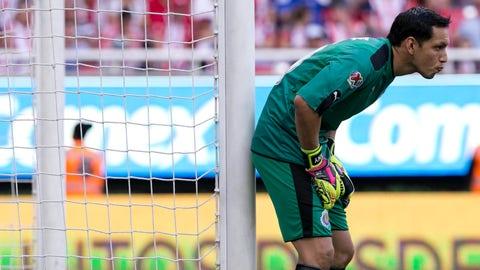 GK: Rodolfo Cota