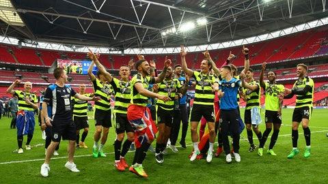 Huddersfield Town vs. Tottenham (Sept. 30, 2017)