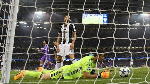 Juventus deserved better