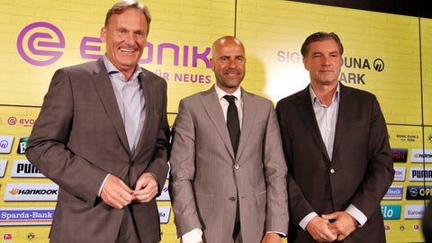 Will he mesh with Dortmund's executive team?