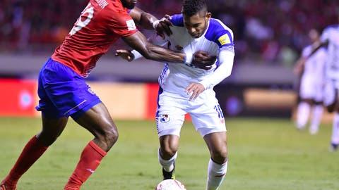 4th. Panama - 6 points