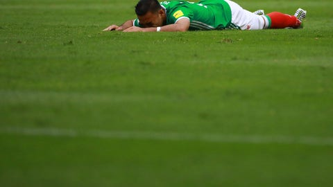 Marco Fabian: 4