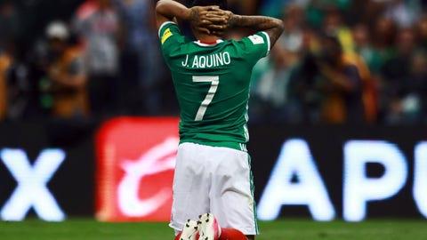 Javier Aquino: 5