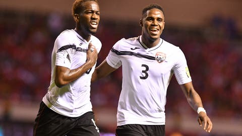 Trinidad and Tobago - 3 points