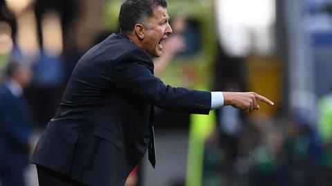 Juan Carlos Osorio mostly got it right