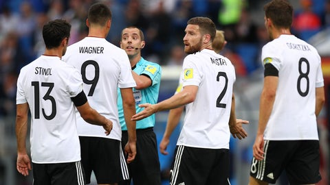 Germany have room for improvement