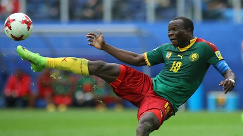 Cameroon still don't have a go-to goalscorer