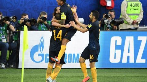 Australia improved throughout the tournament