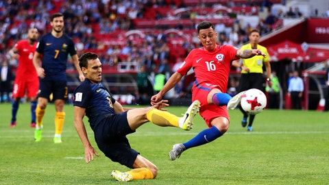 Chile need to find a striker