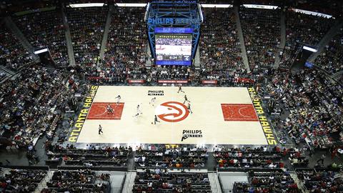 Alpha Kaba | Atlanta Hawks | KK Mega Leks (Serbia)