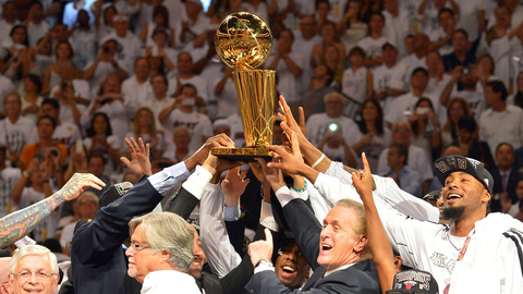 Miami Heat - 3 NBA Championships