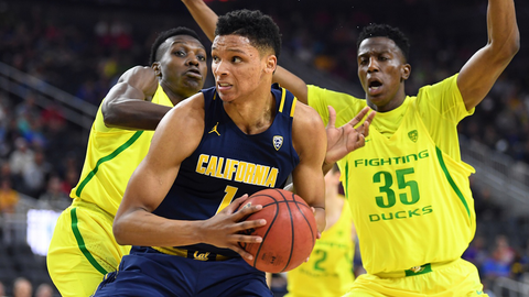 Ivan Rabb | Orlando Magic | College: Cal