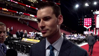 Chayka: 'I got a chance to make (Stepan) move and I wasn't going to miss it'