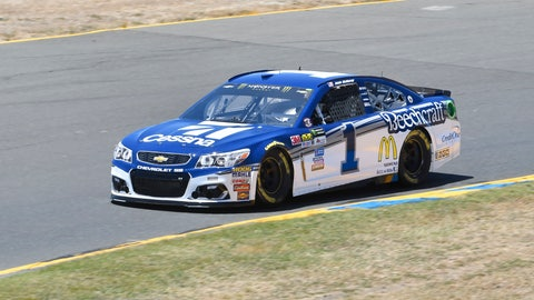 Jamie McMurray, 477