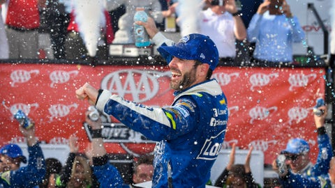 Jimmie Johnson, 1st