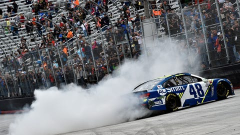 Jimmie Johnson, Bristol