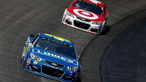 Johnson vs. Larson