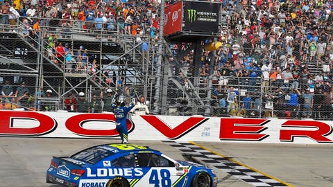 2017 NASCAR Monster Energy Cup Series, Dover